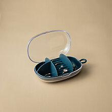 Étagère à bijoux, boîte de rangement à