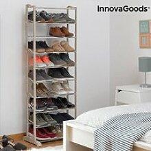 Etagere à Chaussures à 10 étagères (25 Paires)