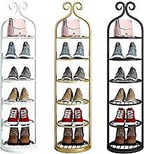 Étagère À Chaussures Modulable Tall Etroite
