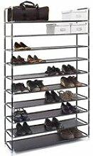 Étagère à chaussures XXL pour 50 paires meuble