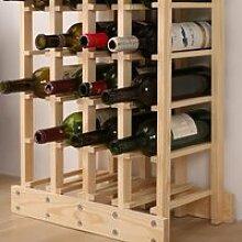 Étagère à vin pour 44 Bouteilles , casier à