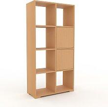 Étagère bureau - Hêtre, contemporaine, cabinet