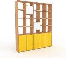 Étagère bureau - Jaune, contemporaine, cabinet