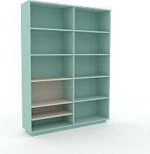 Étagère bureau - Vert céladon, design, cabinet