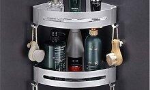 Étagère d angle pour douche et salle de bain : x4