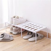 Étagère de rangement Extensible pour chaussures,