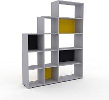 Étagère escalier - Graphite, design, rangements