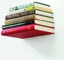 Etagère invisible pour livre pm