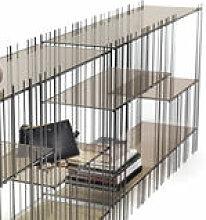 Etagère Set de 6 étagères pour structure