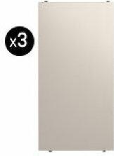 Etagère String® System / L 58 x P 30 cm - Set de