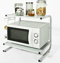 Étagères micro ondes de cuisine mini-étagère