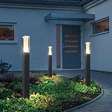 Étanche IP65 LED lampe de pelouse moderne en