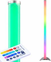 Etc-shop - Lampadaire LED RVB Télécommande