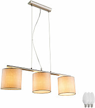 Etc-shop - Lampe à suspension design pour chambre