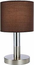 Etc-shop - Lampe de chevet tissu lampe de table