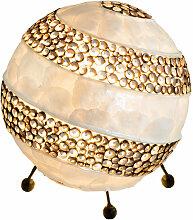 Etc-shop - Lampe de table boule lecture lampe