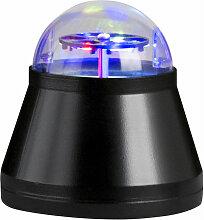 Etc-shop - Lampe de table LED RVB éclairage de