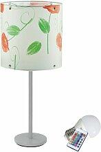 Etc-shop - Lampe de table LED RVB espace