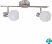 Etc-shop - Lampe spot télécommandée pour