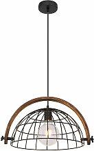 Etc-shop - Lampe suspendue à cage DIMMABLE salon