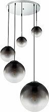 Etc-shop - Lampe suspension plafonnier boule de