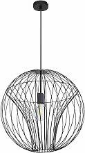Etc-shop - Plafond Pendule Lampe Suspendue Métal