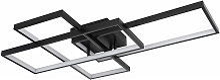 Etc-shop - Plafonnier design LED Salon DIMMABLE
