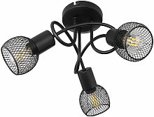 Etc-shop - Plafonnier rond spot boule lumière