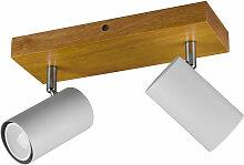Etc-shop - Plafonniers spot lampe salon éclairage