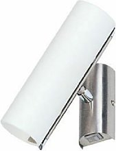 Etc-shop - Spot mural lampe spot en verre blanc