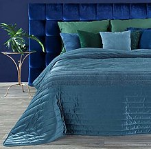 Eurofirany Magnifique couvre-lit matelassé pour