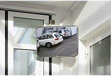 EUROKRAFT Miroir universel pour l'intérieur