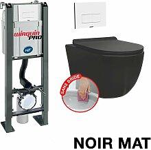 Europalamp - Pack Complet WC Sans Bride Bati