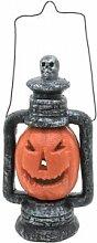 EUROPALMS Halloween Pumpkin Lantern, 35x18x13cm -
