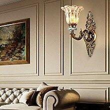 European Modèle Romantique Manduoir Lampe en