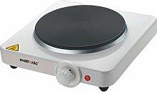 Evatronic - 000248 - Réchaud électrique 1 plaque