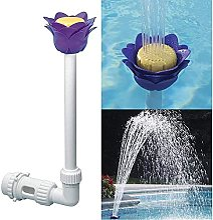 Evazory Arroseur d'eau de fontaine de piscine,