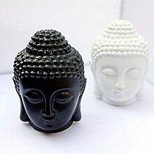 Evazory Bouddha Bougie Aromathérapie Four