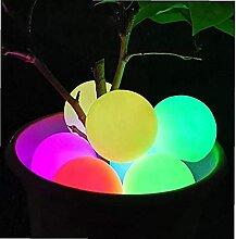 Evazory Boule d'éclairage gonflable, lampe à