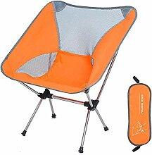 Evazory Chaise de pêche pliante Camping en plein