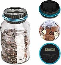 Evazory Compteur de pièces numérique