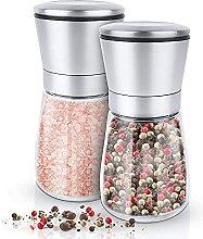Evazory Ensemble de moulins à sel et à poivre -