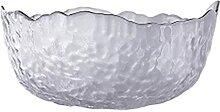 Evazory Grand bol en verre transparent japonais en