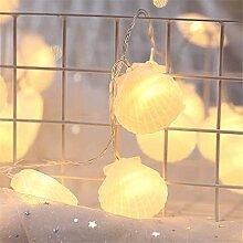 Evazory Guirlande lumineuse à piles Led Guirlande