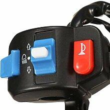 Evazory interrupteur moto interrupteur singal moto