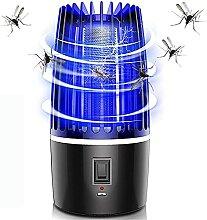 Evazory Lampe anti-moustique , 2 en 1 Lampe