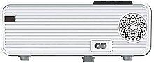Evazory Mini Beamer Full HD 4000 Lumens 1080P LCD