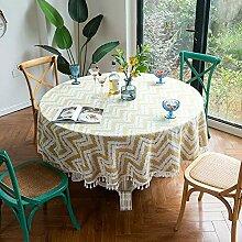 Evazory Nappe Nappe Lavable Jardin Table à Manger