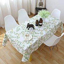 Evazory Nappe Nappe Linge de Table Extérieure