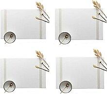 Evazory napperons de table napperons napperons